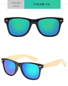 Bamboo sunglasses - Aces23