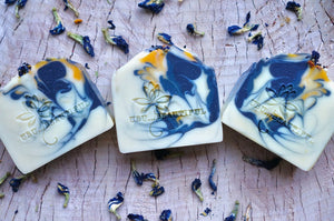 Black Swallowtail Handmade Soap - UBU Soap n' Bees, LLC.