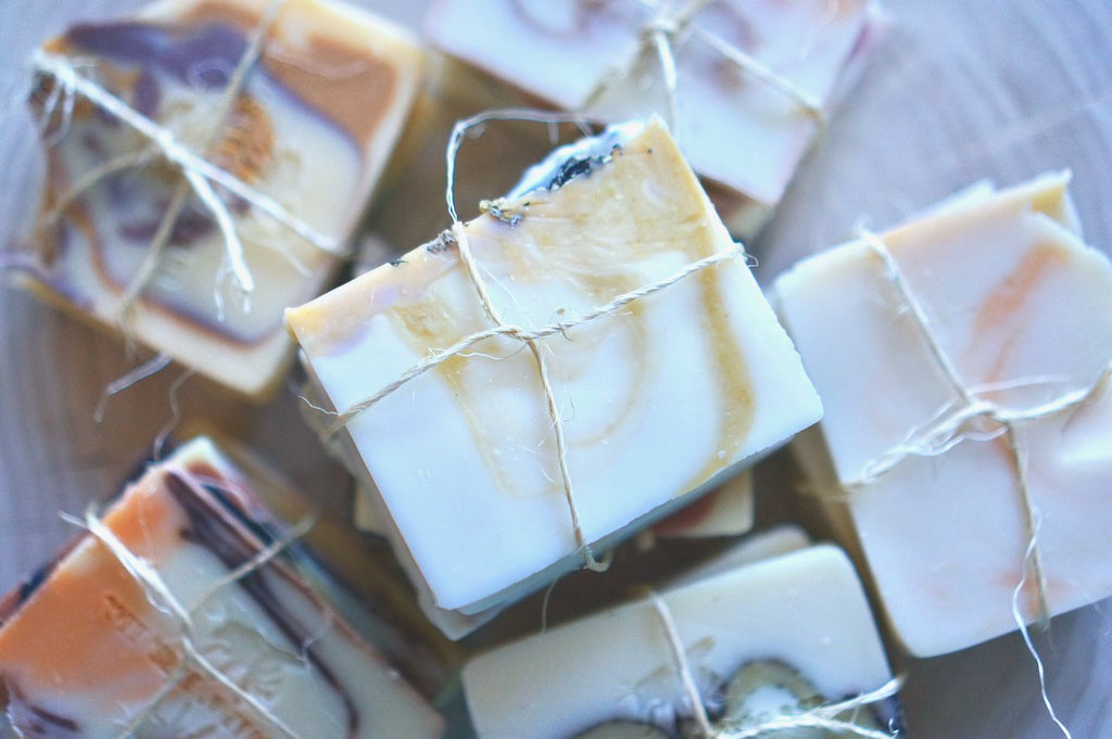 Handmade Soap Ends & Slices - UBU Soap n' Bees