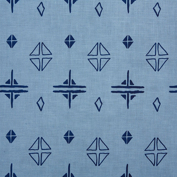 BERLIAN / NAVY / MONSOON FABRIC