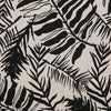 HUTAN / BLACK / NATURAL FABRIC