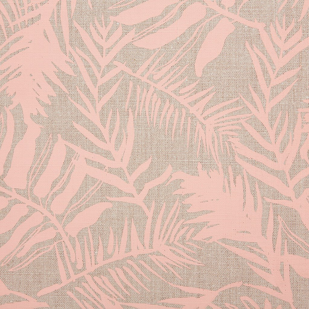 HUTAN / COPPER PEACH / NATURAL FABRIC