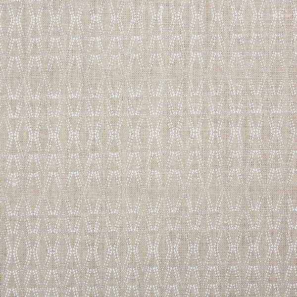 KETUT / WHITE /  NATURAL FABRIC