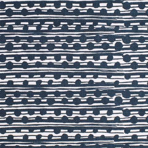 GAMAL / DARK NAVY / OYSTER FABRIC
