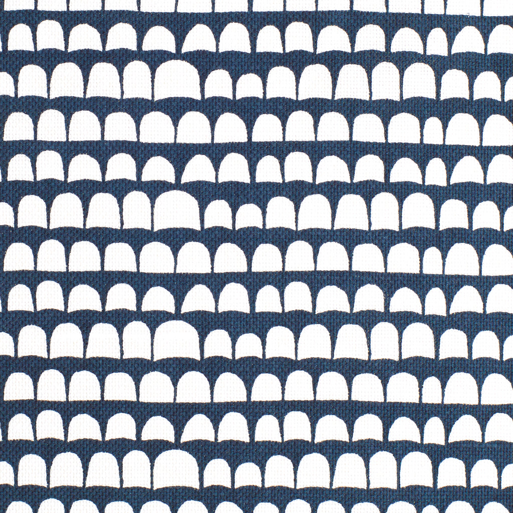 HANNU / DARK NAVY / OYSTER FABRIC
