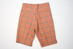 70's Plaid Shorts