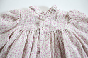 Baby Calico Prairie Dress