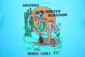 Arizona Winter Survivor Tee