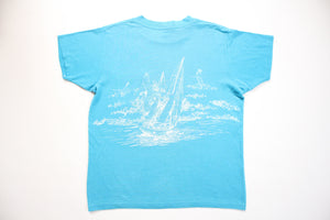 Sailboat Pocket Tee