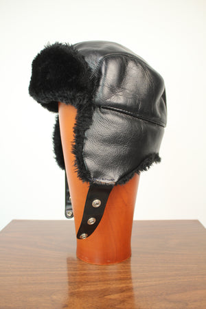 Faux Fur Aviator Hat