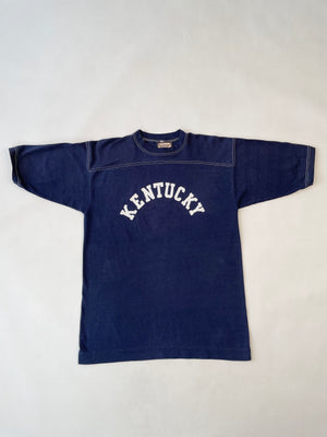 1970's Navy Blue Kentucky Soft Jersey Tee