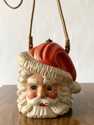 Timmy Woods Monocle Santa Purse