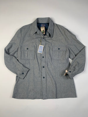 Pendleton Virgin Wool Shirt Jacket - XL