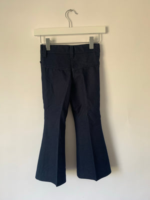 Kiddo Western Navy Pants - 4T