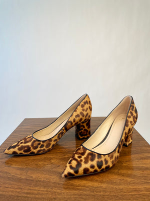 Ponyhair Pumps