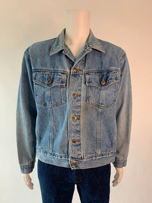 1990's Classic Denim Jacket