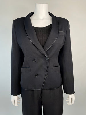 Guy Laroche Cropped Blazer