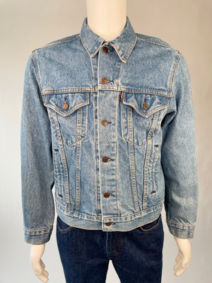1980's Classic Levi's Denim Jacket