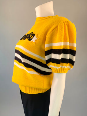 Super Cute Cheerleader Sweater