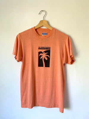 Super Soft 1985 Pink Palm Reunion Tee - S