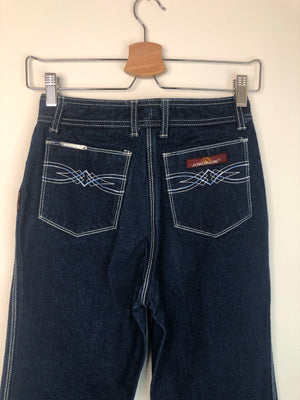 1980's Jordache Jeans with White Thread