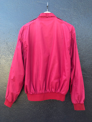 80's Berry Zip Up Jacket - M