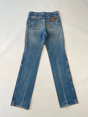 Faded Classic Wrangler Jeans