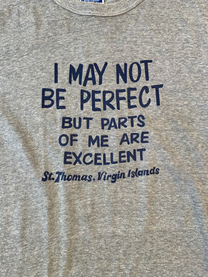 St. Thomas I May Not Be Perfect Tee