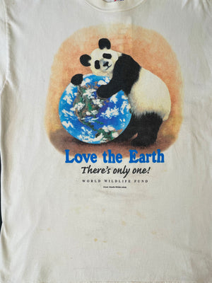 Love The Earth Panda Tee