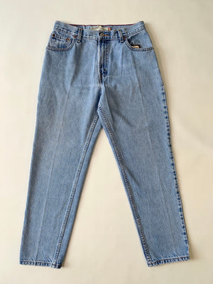 Relaxed & Tapered Levi's 550 Jeans