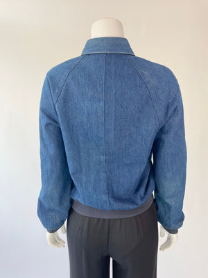 Australian Chambray Light Jacket