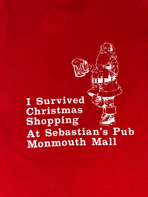 I Survived Christmas Shopping Tee