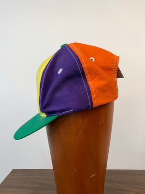 1990's Nieman Marcus Color Block Cap