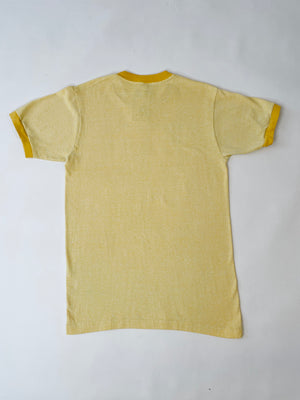 Yellow Forty Feelin' Sporty Tee
