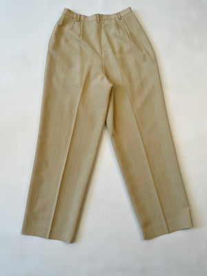 Liz Claiborne Pinstriped 80's Slacks