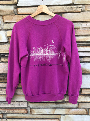 1984 San Francisco Sweatshirt - S