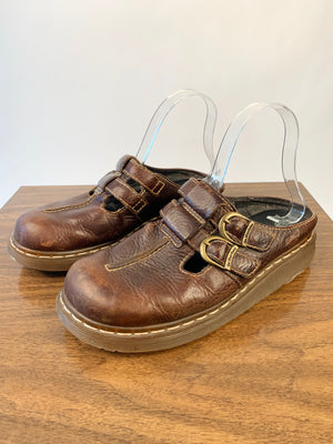 Dr Martens Mary Jane Mules