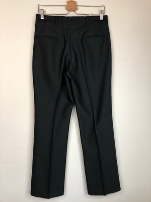 Black 1970's Slacks