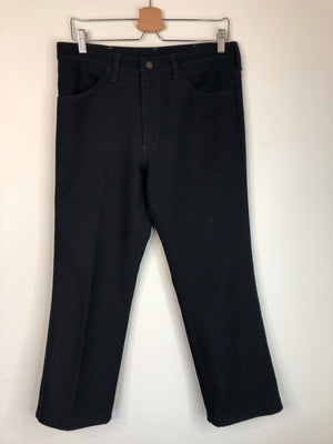 1970's Midnight Polyester Wranglers
