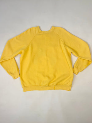 Yellow Harlequin Sweatshirt