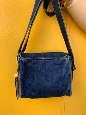 Levi's Denim Messenger Bag
