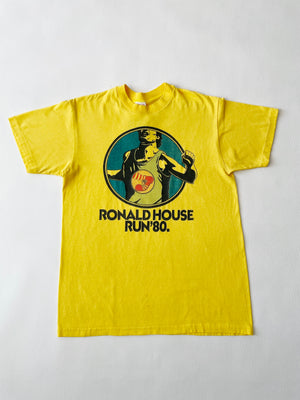 1980 Runner & Clown Shoe Tee
