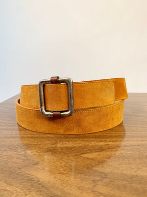 Soft Butterscotch Belt