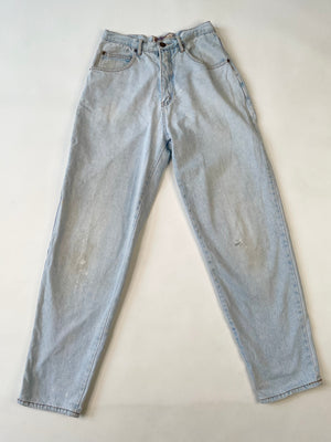 90's Stonewash High Rise Jeans