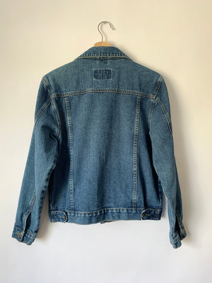 Stonewash Lee Denim Jacket - S/M