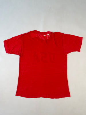 Thin & Soft USA Tee