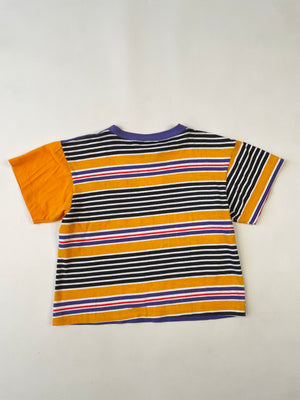 Kiddo 80's OP Striped Tee