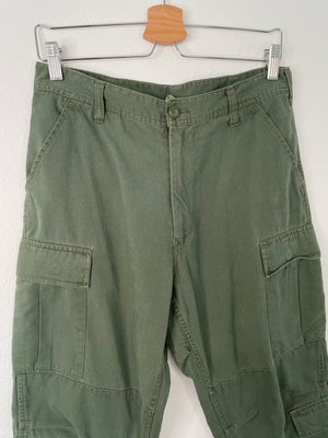 Military Cargo Pants
