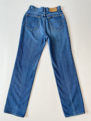 Classic Lee High Rise Jeans