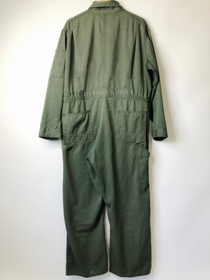 Super Soft 1980's Military Speed Suit - L